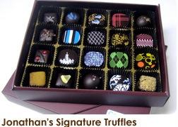 Signature-truffles
