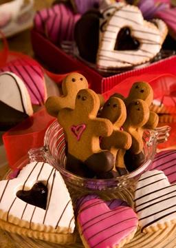 Crop cookies