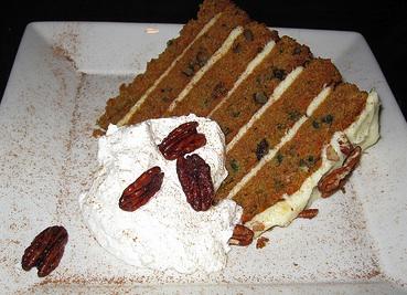 DG Carrot Cake