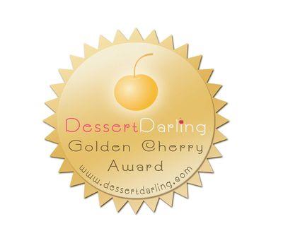 Dessert Darling seal sticker