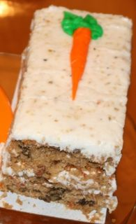 Canter's Carrot cake