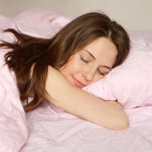 GirlSleeping