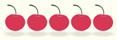 5 Cherries