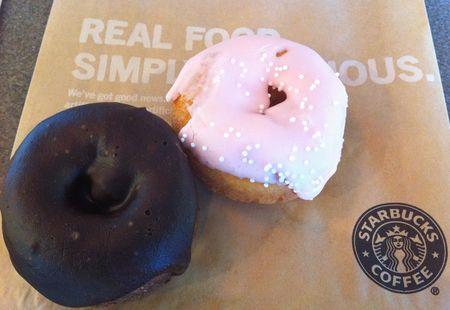 Starbucks Donuts
